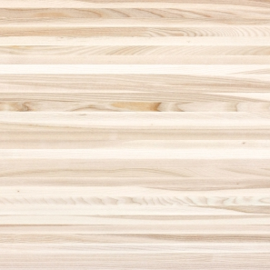 Ash solid wood panel 43x600x1200 mm