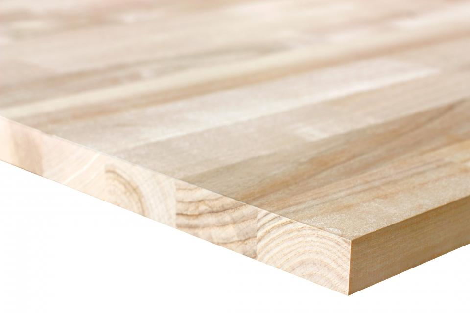 Ash finger joined wood panel 21x600x3000 ab lamela - Maderas lamelas ...