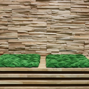 Decorative wooden panels