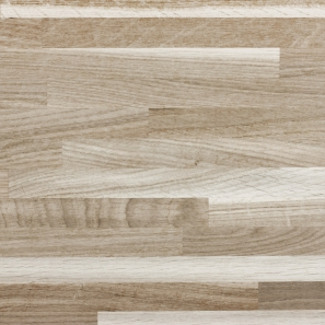 Oak finger joined wood panel 21x600x3000 AB